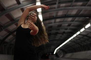 Tamara Ott Kathak spin