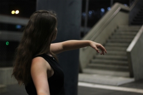 Tamara Ott Kathak dance night